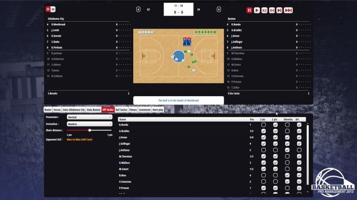 Basketball Pro Management 2015 Screen-BPM2015-5