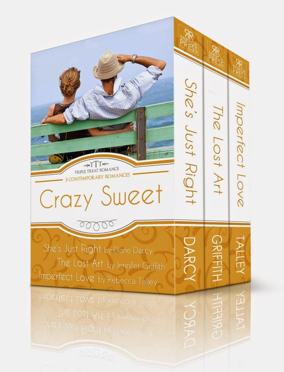 TTT Crazy Sweet 3-D cover