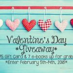 Amazing $75 Giveaway for V-Day