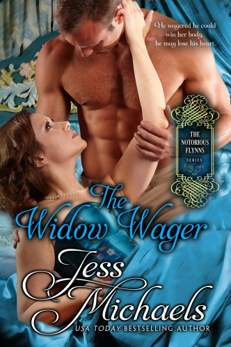 The Widow Wager by Jess Michaels