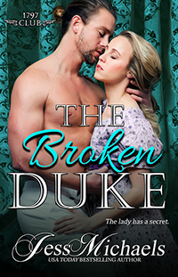 The Broken Duke by Jess Michaels