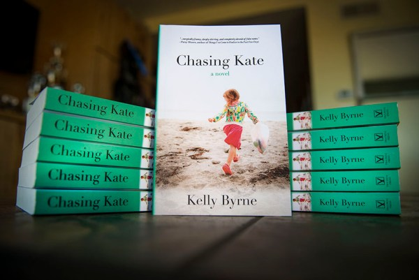 Kelly Byrne's Chasing Kate