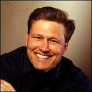 David Baldacci, author of True Blue