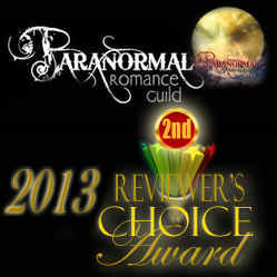 PRG - 2013 Reviewers Choice Hunter's Moon - 2nd place