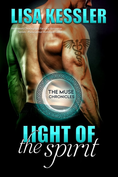 LIGHT OF THE SPIRIT is available NOW! – Book 4 in the Muse Chronicles #OneClick #Giveaway