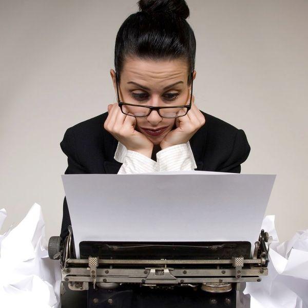 Write Writers Block
