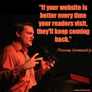 If your website is better Thomas Umstattd