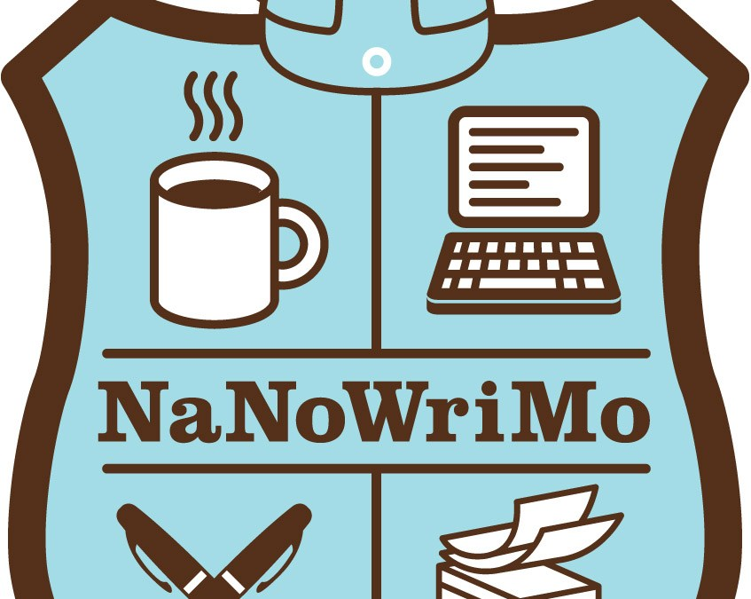 Advice for NaNoWriMo from Author Media Fans
