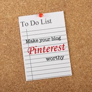 Blog Pinterest Worthy