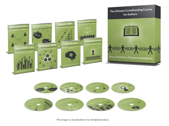Ultimate Crowdfunding Course for Authors