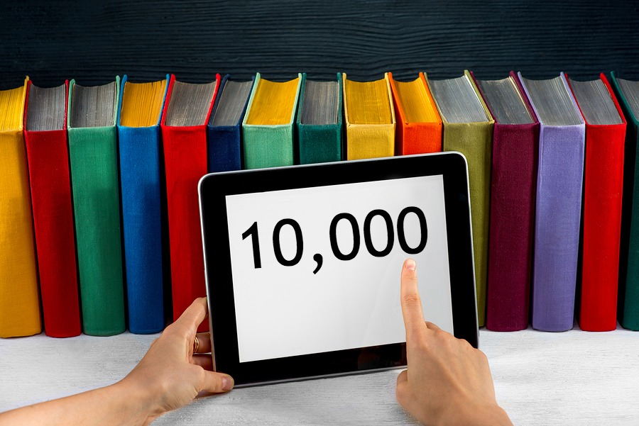 MyBookTable Passes 10,000 Downloads
