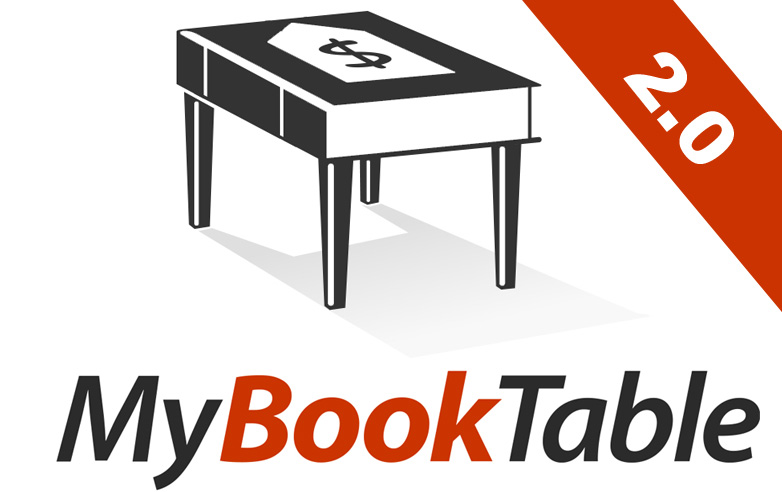 Announcing MyBookTable 2.0 – Now With Amazon Reviews and Amazon Bulk Book Importer