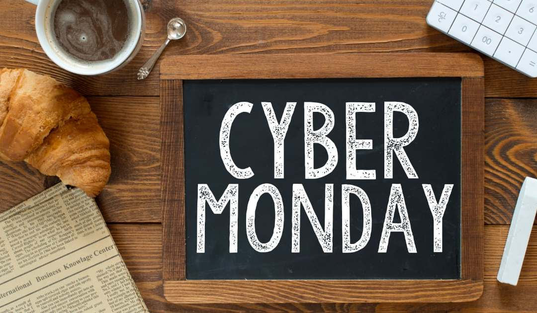 2020 Cyber Monday Deals for Authors