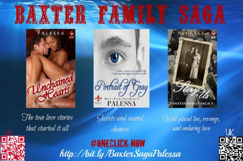 Baxter Family Series is OVER plus Sacked & Tackled