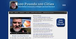 Mark Kistler 100 Pounds 100 CIties