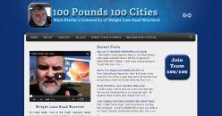 Mark Kistler 100 Pounds 100 CIties