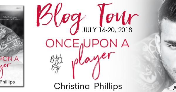 Once Upon a Player banner