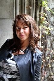 Julie Partika author photo