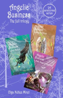 Angelic Business YA Paranormal Trilogy in one volume
