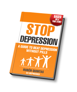 Stop Depression by Rubén Quintas