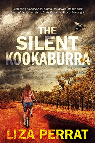 Cover of the Silent Kookaburra by Liza Perrat
