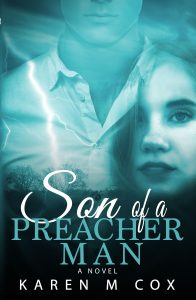 Cover reveal Son of a Preacher Man by Karen M. Cox