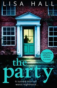 Book review. The Party by Lisa Hall