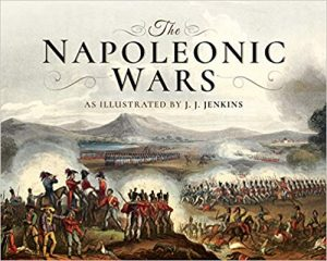 Cover of the Napoleonic Wars as illustrated by J.J. Jenkins