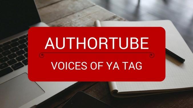 Authortube Voices Of YA Tag Thumbnail