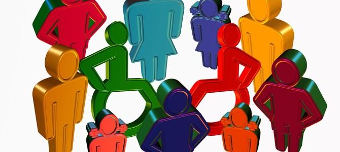 Pautas de #lenguaje #inclusivo y no sexista para referirse a las personas con #discapacidad física y orgánica