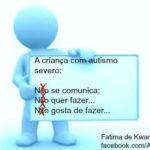 AUTISMO E A COMUNICAÇÃO VERBAL
