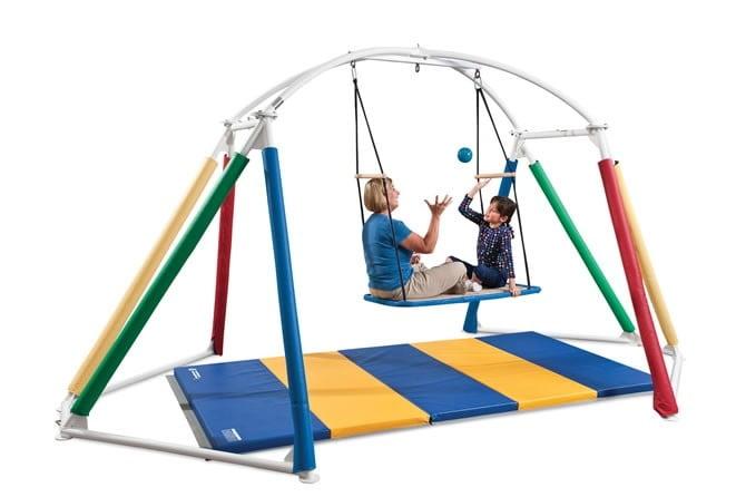 Mantis Portable Suspension Frame - Structural Equipment - Autism ...
