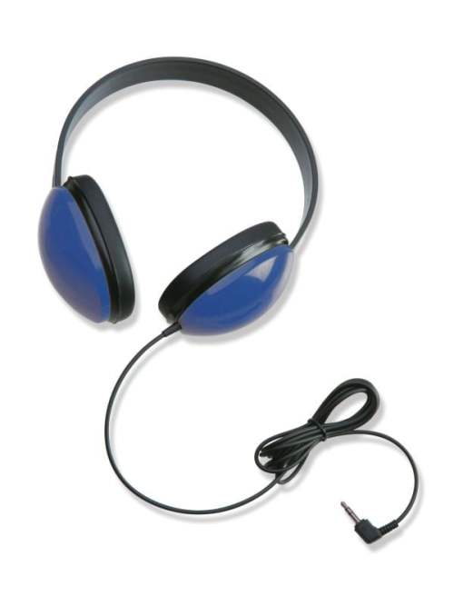 Califone Listening First Stereo Headphones (Blue)