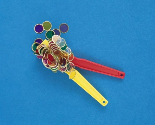 Magnetic Wands and Chips
