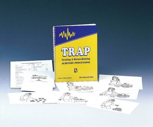 Speech Bin Testing and Remediating Auditory Processing TRAP Kit