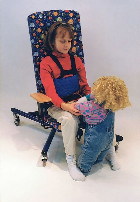 rocking chair for autistic child garden disabled person autism seats seating children hip support the up down