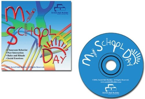 My School Day CD (Ages 6 to 12)
