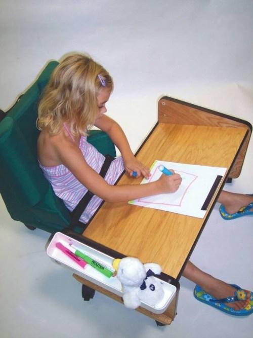 Teen Floor Desk