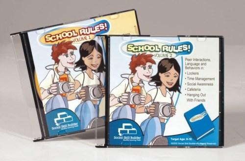 School Rules Volume 1 and 2 (Windows or MAC)