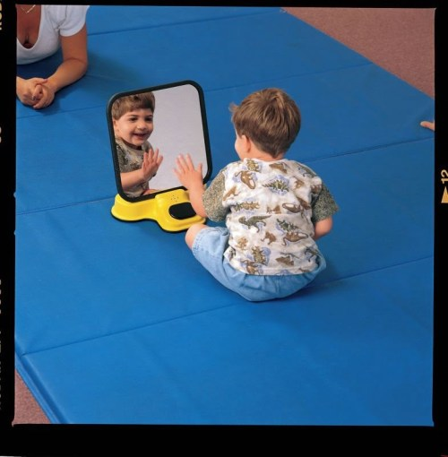 Talking Speech Therapy Mirror