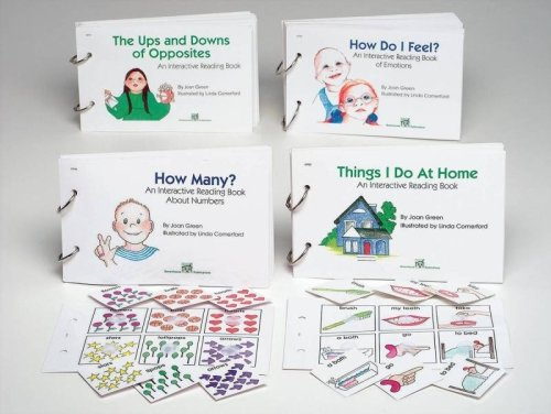 Interactive Reading Books - Set II
