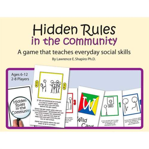 Hidden Rules in the Community Card Game