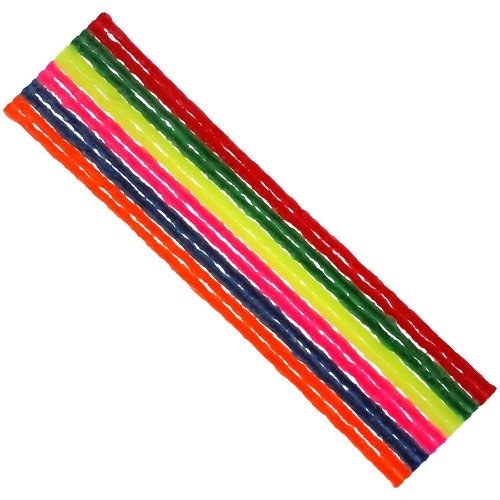 Wikki Stix Yarn and Wax Sticks (Pack of 3 Sets of 48 - Neon Colors)