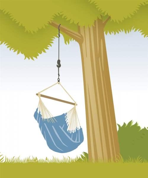Tree Rope for Lori and Joki Hammock Swings