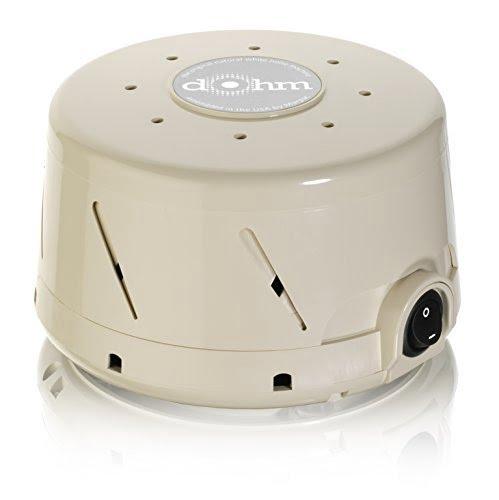 Marpac Dohm SS White Noise Sound Machine, Single Speed, Tan