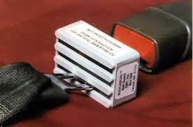 Buckle Boss Seat Belt Guard