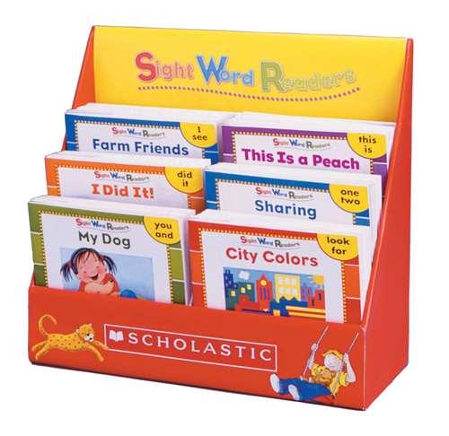 Scholastic Sight Words Readers Book Set