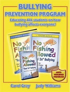 "No Fishing Allowed KIT: ""Reel in"" Bullying"