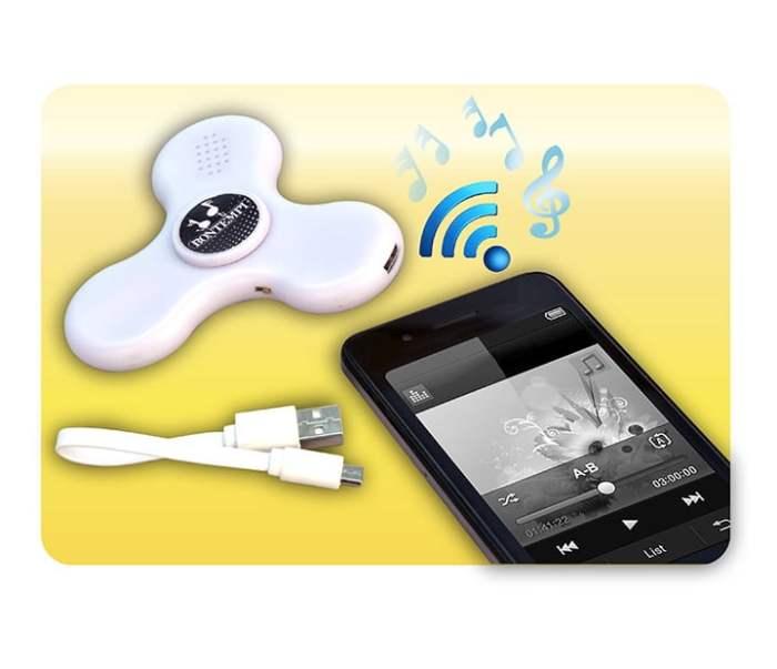 Bluetooth LED Music Spinner