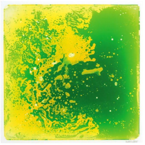 Spooner Surfloor Liquid Tile, Green - Fluid Filled Floor Tile ...